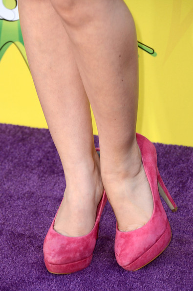 Jennette McCurdy Shoes