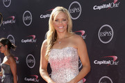 Jennie Finch Strapless Dress