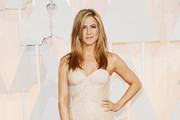 Jennifer Aniston Beaded Dress