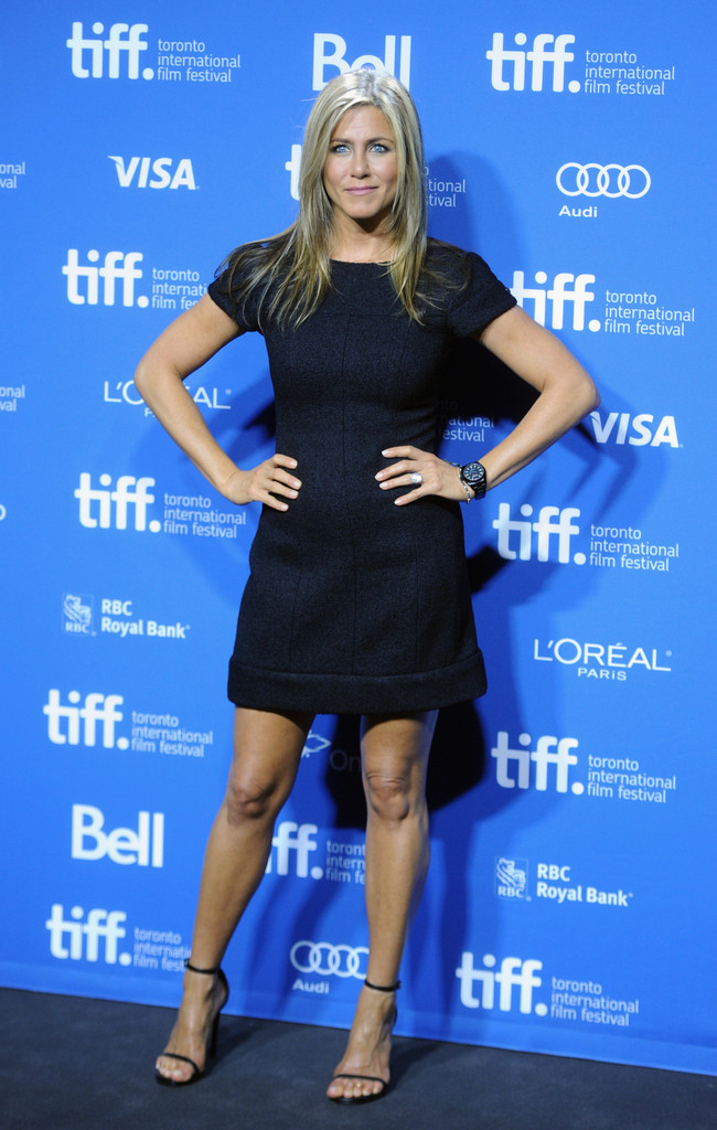 Jennifer Aniston Mini Dress Jennifer Aniston Looks