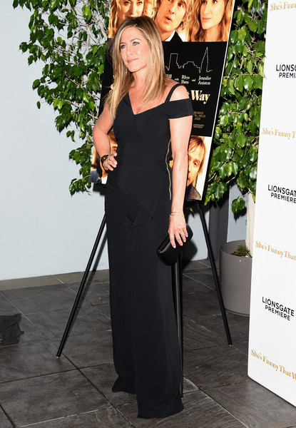 Jennifer Aniston Jumpsuit