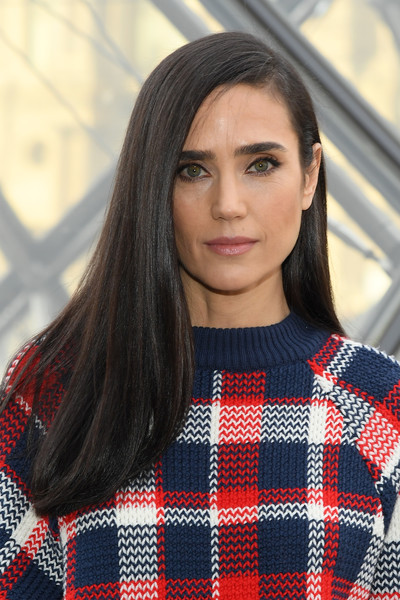 Jennifer Connelly Long Straight Cut