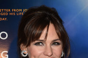 Jennifer Garner Loose Ponytail