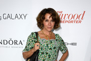 Jennifer Grey Print Dress