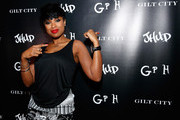 "Jennifer Hudson celebrates her official ""JHUD"" album launch party, hosted by Gilt City, at Gramercy Park Hotel in New York City on September 22, 2014."