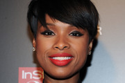Jennifer Hudson Red Lipstick