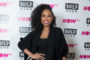 Jennifer Hudson Shawl-Collar Cardigan