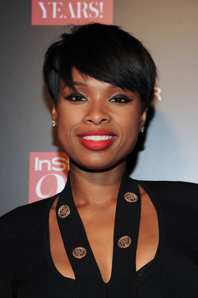Jennifer Hudson Layered Razor Cut Layered Razor Cut Lookbook StyleBistro