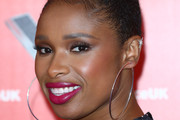 Jennifer Hudson Sterling Hoops