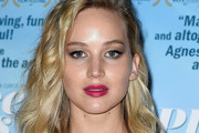 Jennifer Lawrence Berry Lipstick