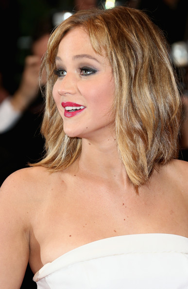 Jennifer lawrence hairstyles 5 pictures to pin on pinterest