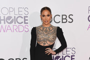 Jennifer Lopez Beaded Clutch