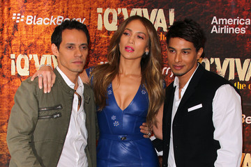 Jennifer Lopez Marc Anthony 2012 Winter TCA Tour - Day 11