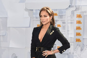 Jennifer Lopez Skirt Suit
