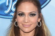 Jennifer Lopez Smoky Eyes