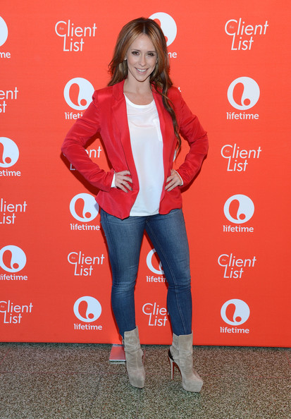 Jennifer Love Hewitt Blazer