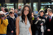 Jennifer Metcalfe Day Dress