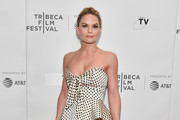 Jennifer Morrison Peplum Top
