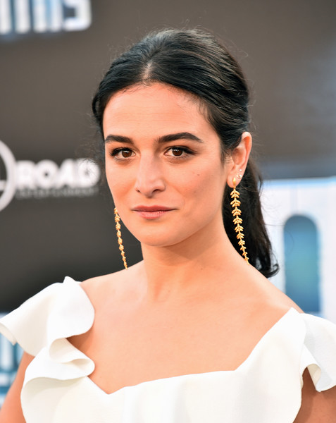 Jenny Slate Gold Dangle Earrings