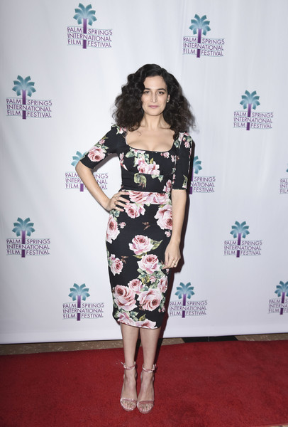 Jenny Slate Print Dress