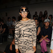 Kat Graham at Jeremy Scott
