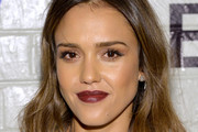 Jessica Alba Long Wavy Cut