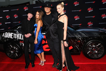 Jessica Alba Robert Rodriguez 'Sin City: A Dame to Kill For' Premieres in Hollywood — Part 5