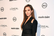 Jessica Alba Satin Purse