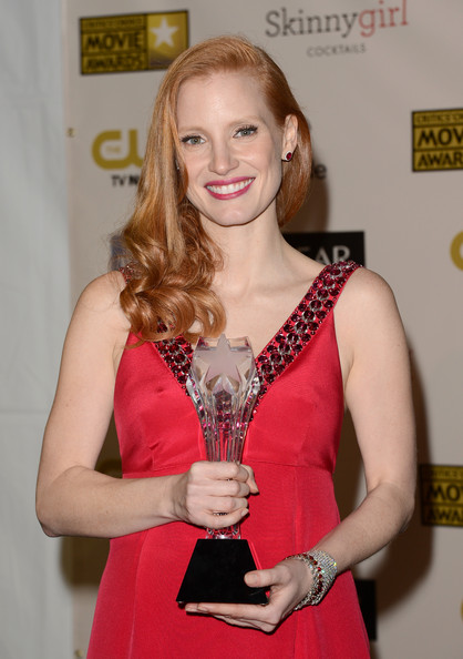 18th Annual Critics' Choice Movie Awards - Press Room