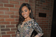 Jessica Mauboy Beaded Dress