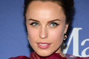 Jessica McNamee Bobby Pinned updo