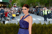 Jessica Pare Fishtail Dress