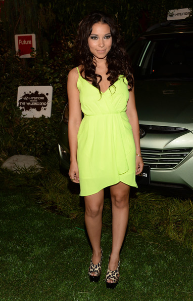 Jessica Parker Kennedy Mini Dress