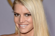 Jessica Simpson Long Straight Cut