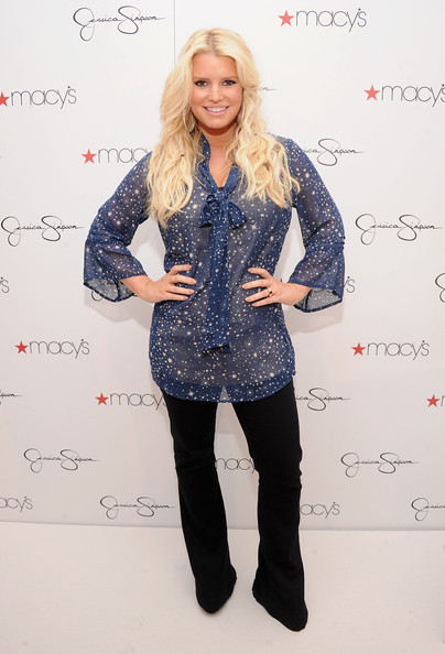 Jessica Simpson Loose Blouse