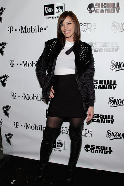 Jessica Sutta Over the Knee Boots