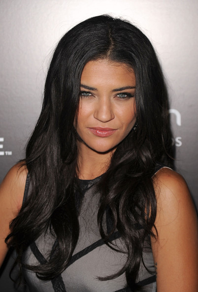 Jessica Szohr Long Curls