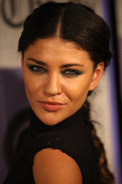 Jessica Szohr Jewel Tone Eyeshadow