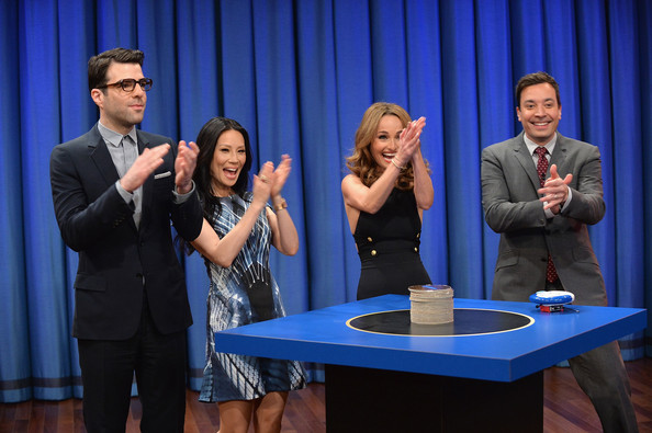 Celebs Drop by 'Late Night with Jimmy Fallon'