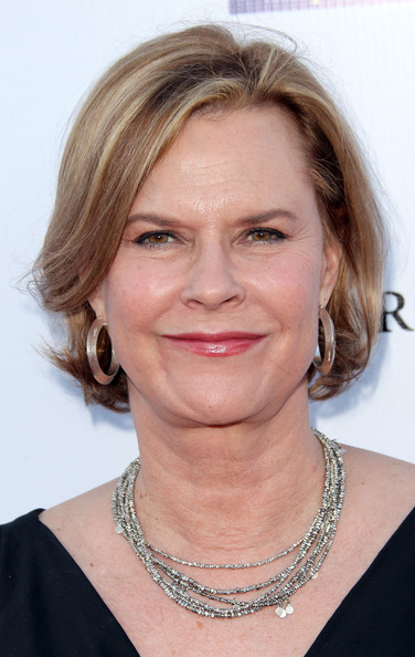 JoBeth Williams Bob [hair,face,hairstyle,eyebrow,blond,chin,skin,head,lip,forehead,jobeth williams,art project,butterfields,los angeles,california,bonhams,event]