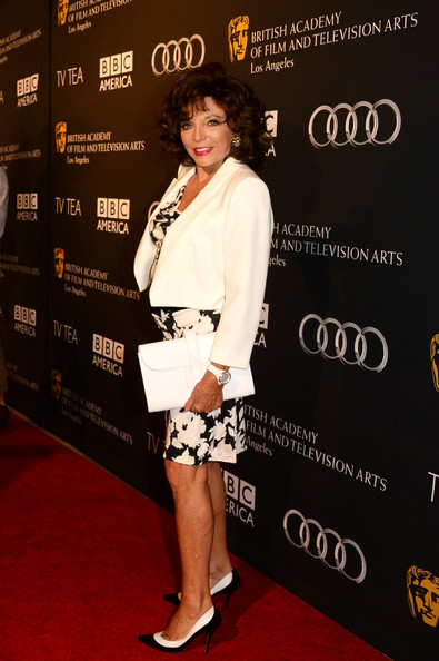 Joan Collins Pumps