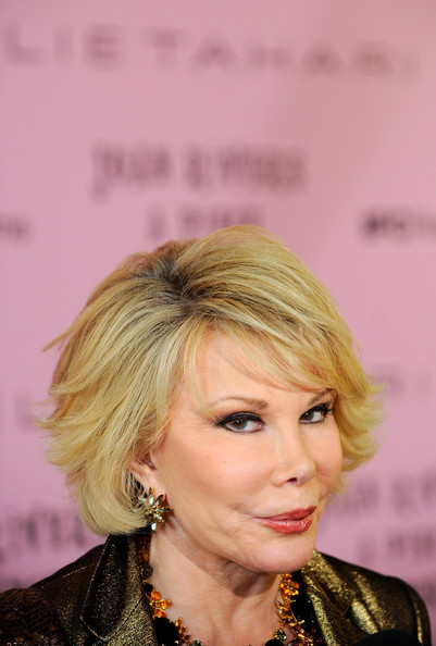 More Pics of Joan Rivers Bob 16 of 30  Short Hairstyles
