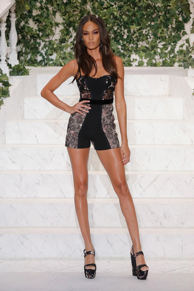 Joan Smalls Romper