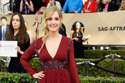 Joanne Froggatt Beaded Dress