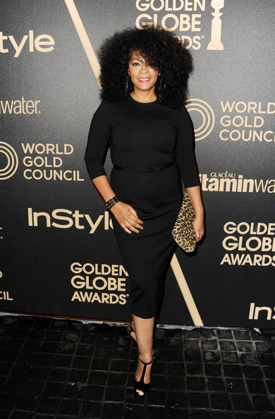 Jodi Watley Little Black Dress