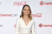 Jodie Foster Evening Pumps