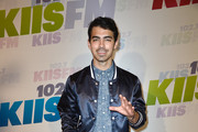Joe Jonas Fitted Jacket