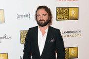 Johnny Galecki Men's Suit