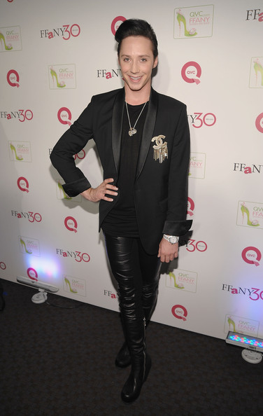 Johnny Weir Leggings