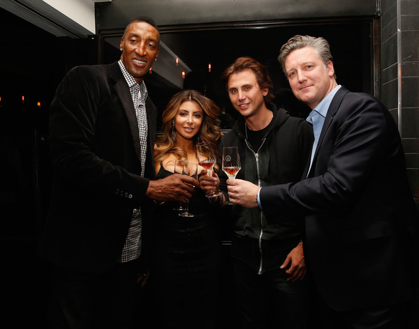 Haute Living NY And Louis XIII Cognac Collectors Dinner In Honor Of NBA All Star Weekend 2015